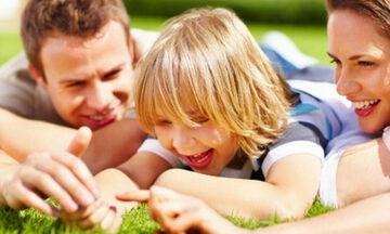 Πέντε πράγματα που θα θυμούνται τα παιδιά από εσάς (pics)