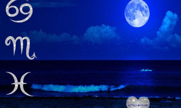 Έχεις Σελήνη σε Καρκίνο, Σκορπιό, Ιχθύ; Μάθε τι σημαίνει αυτό για σένα