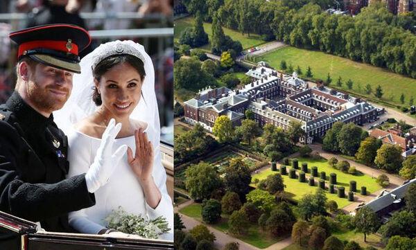 Που ζουν τα μέλη της βασιλικής οικογένειας; - Δείτε τα εντυπωσιακά σπίτια τους (pics & vid)