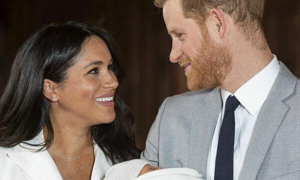 Δεν θα πιστέψεις ποιο αντηλιακό φορά η Meghan Markle στον γιο της Archie!