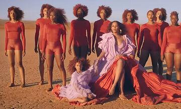 H Blue Ivy πρωταγωνιστεί στο νέο video clip της Beyonce «Spirit» (vid)