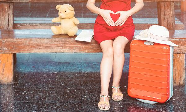Ταξίδια στην εγκυμοσύνη: Ποιο τρίμηνο πρέπει η έγκυος να τα αποφεύγει; (vid)