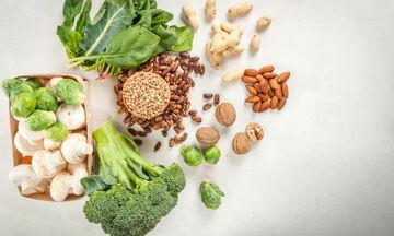 Σίδηρος: Συνδυασμοί τροφών για να αυξήσετε την πρόσληψη που δεν περιλαμβάνουν κρέας (εικόνες)