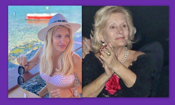 Μενεγάκη: Αυτές τις ομοιότητες που έχει με τη μαμά της δεν τις έχετε παρατηρήσει! (Pics & Vid)