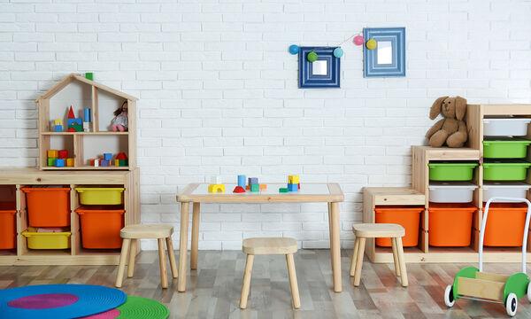 Παιδικό δωμάτιο: 4 αλλαγές που πρέπει να κάνετε πριν ξεκινήσει το παιδι σας το σχολείο (pics)